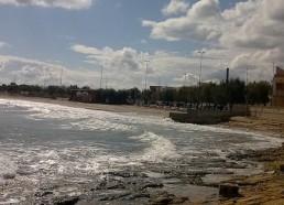 Torre San Gennaro - spiaggia